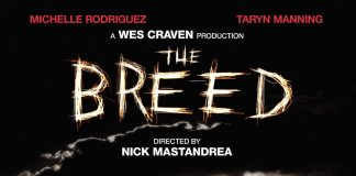 The Breed horror movie poster