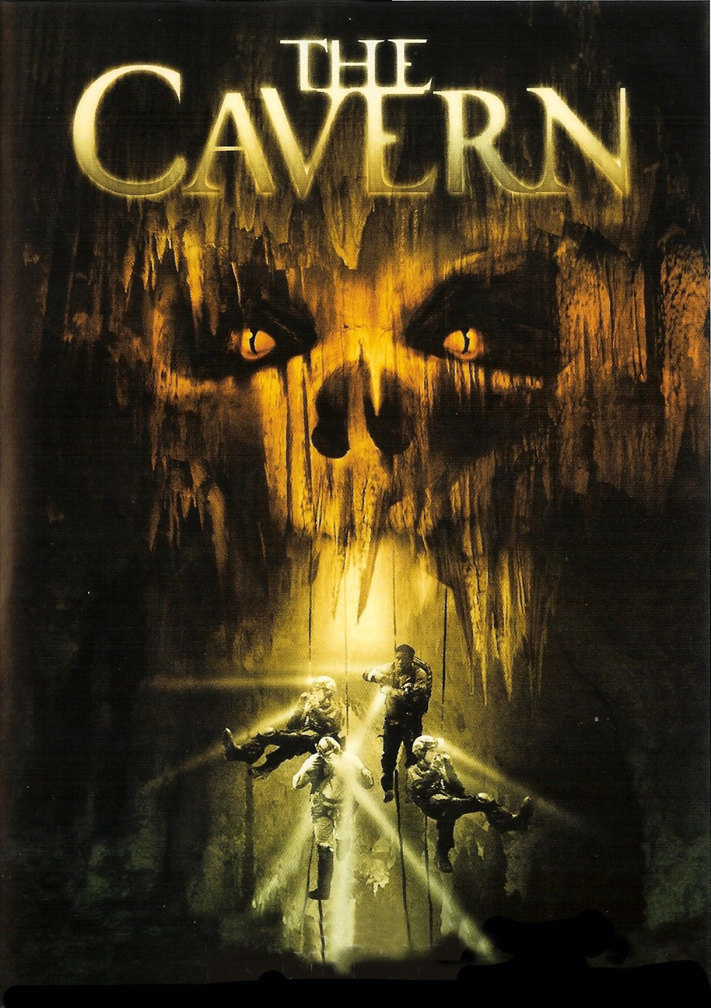 The Cavern horror movie poster