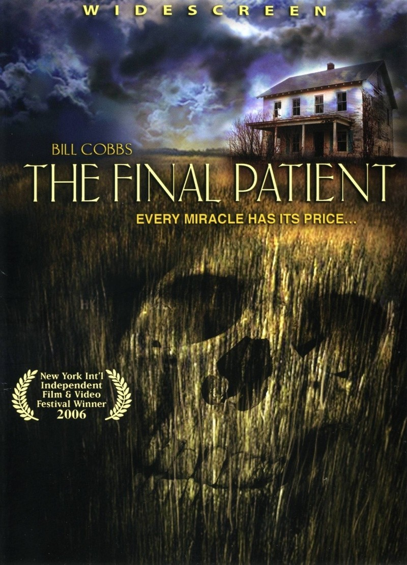 The Final Patient horror movie