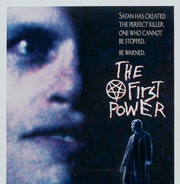 The First Power horror movie poster