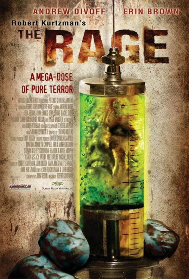 the rage 2007 black horror movies