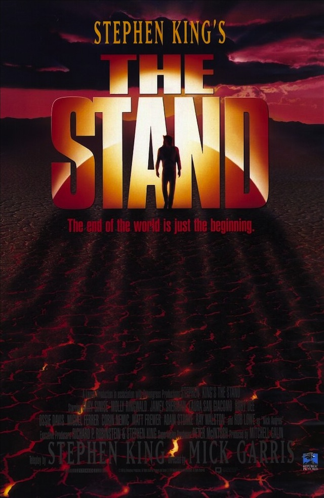 Stephen King's The Stand movie poster