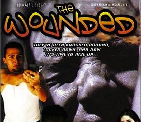 The Wounded movie poster