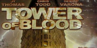 Tower of Blood horror movie