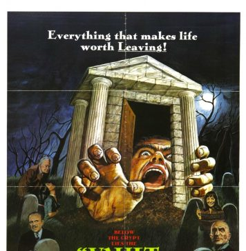 Vault of Horror horror movie poster