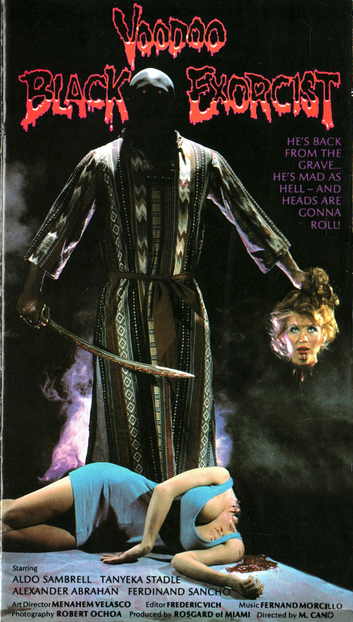 The Exorcist 3 Poster