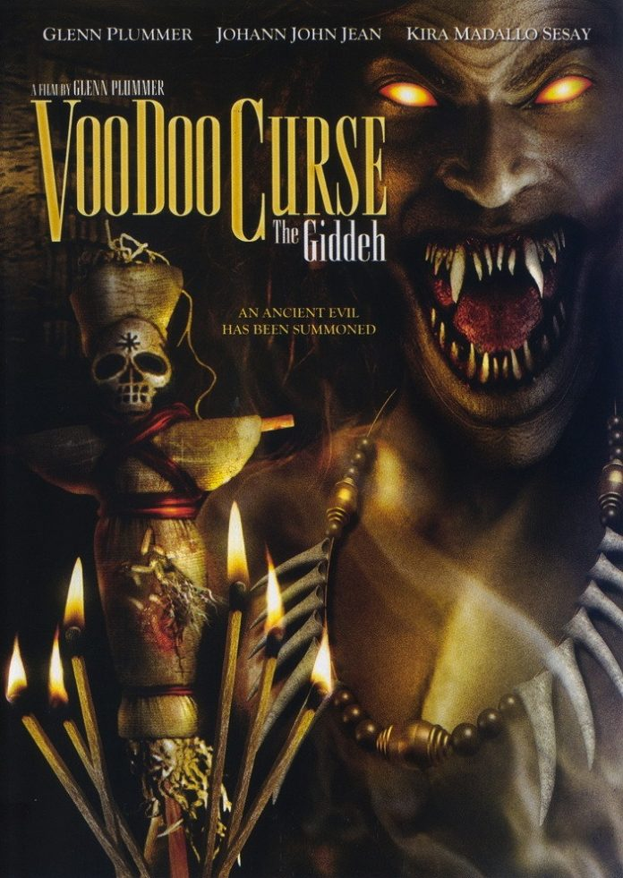 Voodoo Curse: The Giddeh horror movie