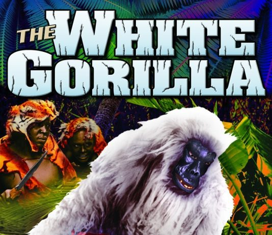 The White Gorilla movie poster
