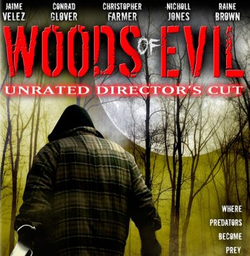 Woods of Evil horror movie