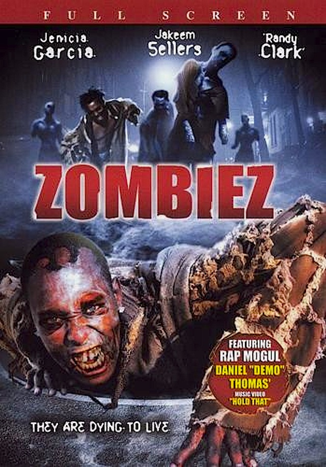 Zombiez horror movie