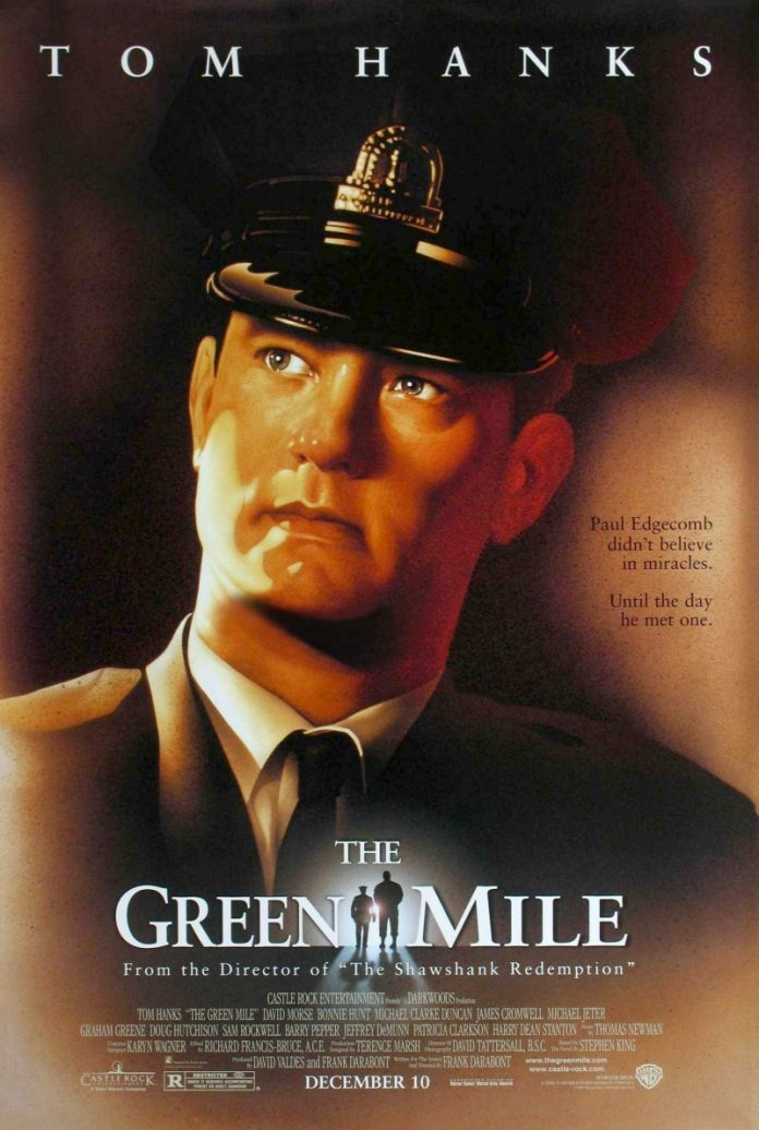 The Green Mile movie poster