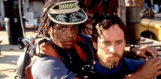 Mario Van Peebles in Jaws: The Revenge