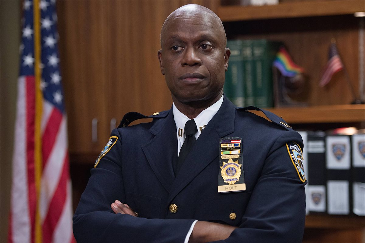 Andre Braugher