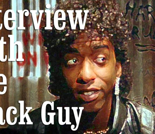 Interview with the Black Guy