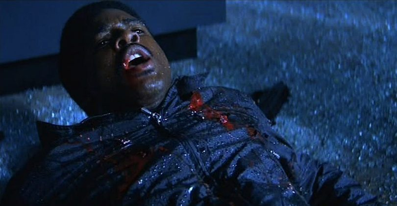 Lennox Brown, Blade (1998)