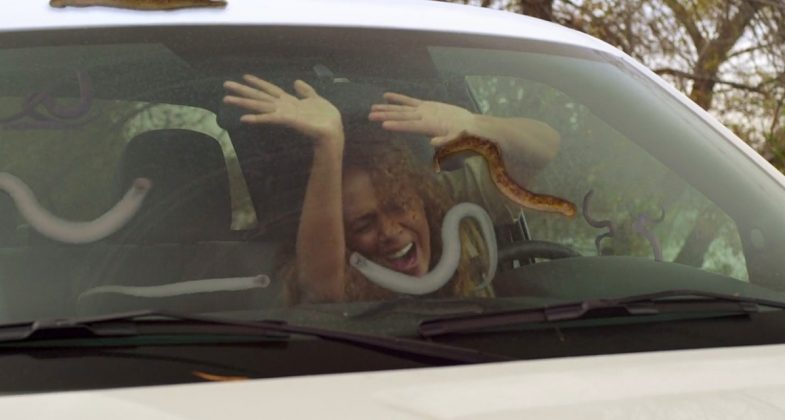 Rachel True, Blood Lake: Attack of the Killer Lampreys (2014)