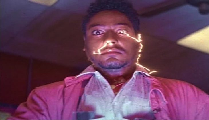 Giancarlo Esposito, Maximum Overdrive (1986)