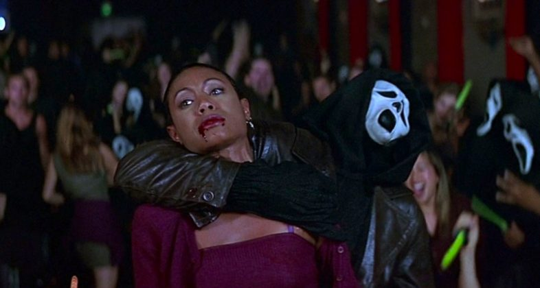 Jada Pinkett-Smith, Scream 2 (1997)