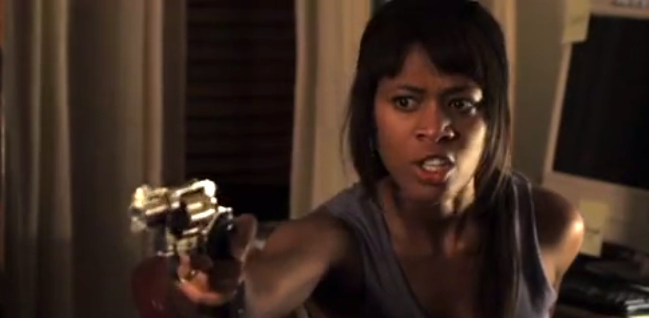 Nicole Beharie in the movie Apartment 4E