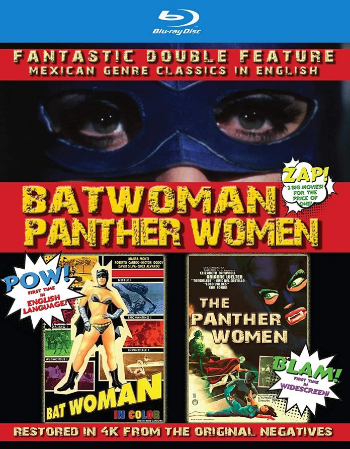 Batwoman & The Panther Women Double Feature