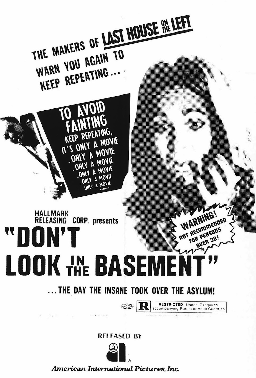 Don't Look in the Basement (AKA The Forgotten) (1973)