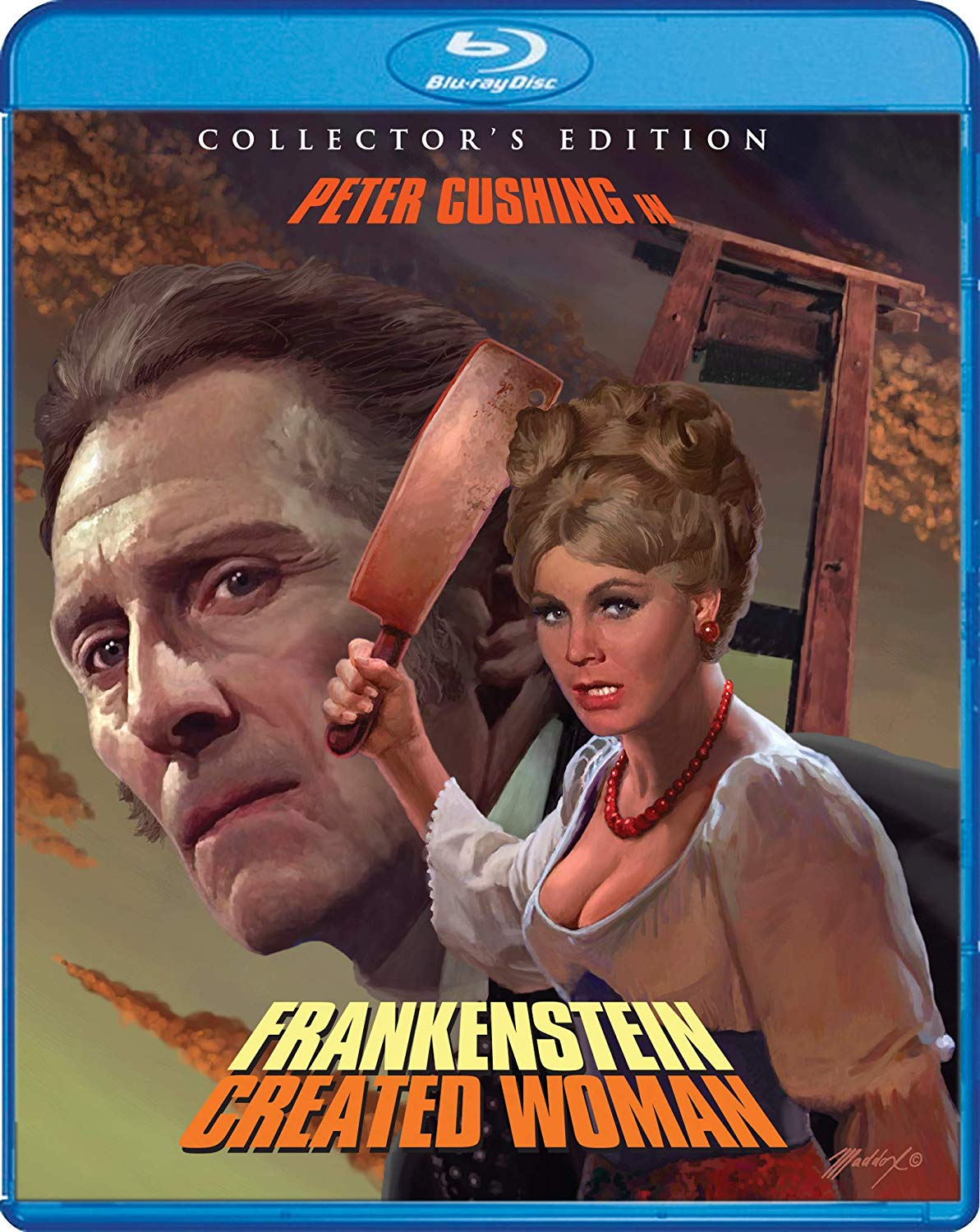 Frankenstein Created Woman: Collector's Edition