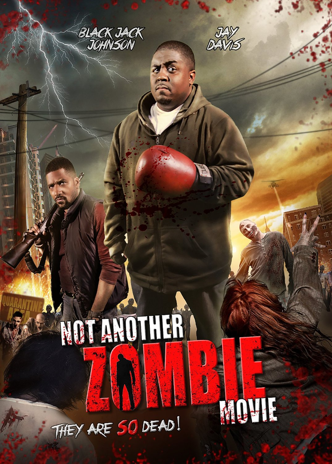 Not Another Zombie Movie