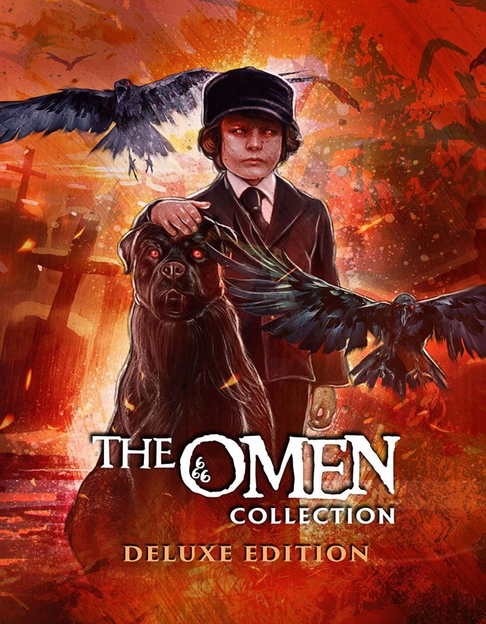 The Omen Collection: Deluxe Edition