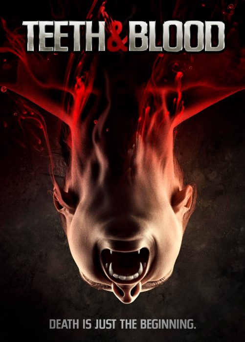 Teeth and Blood horror movie