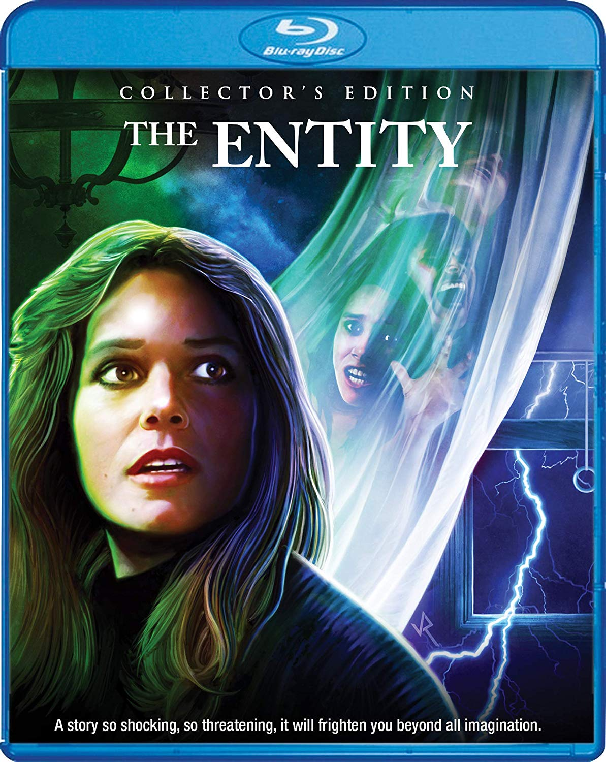 The Entity: Collector's Edition
