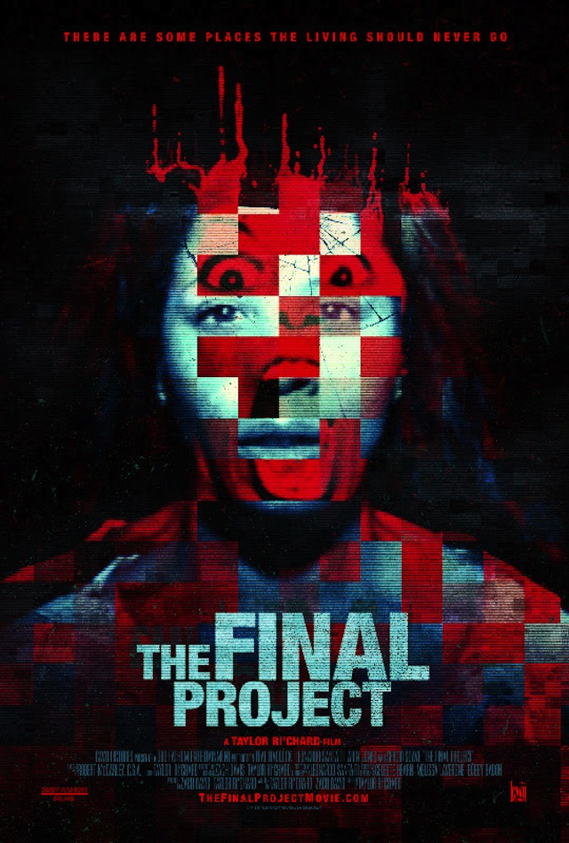 The Final Project horror movie poster