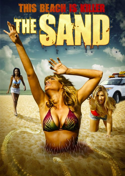 The Sand AKA Blood Sand horror movie