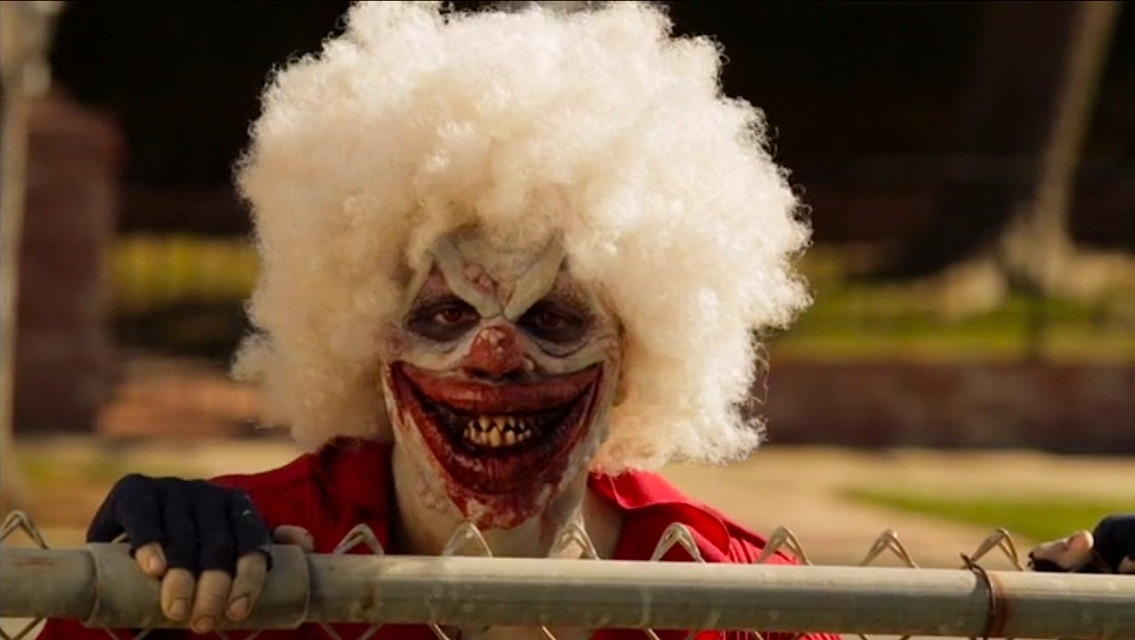 Corbin Bleu in the horror movie Scary or Die