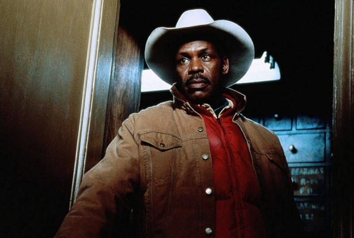 Danny Glover in Switchback