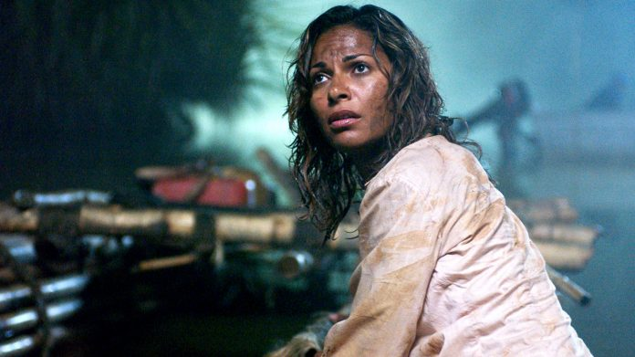 Salli Richardson in Anacondas: The Hunt for the Blood Orchid