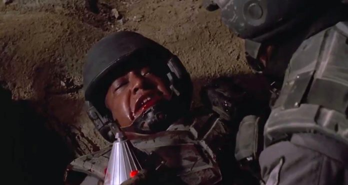 Seth Gilliam, Starship Troopers