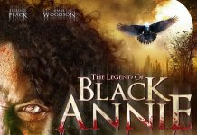 The Legend of Black Annie horror movie