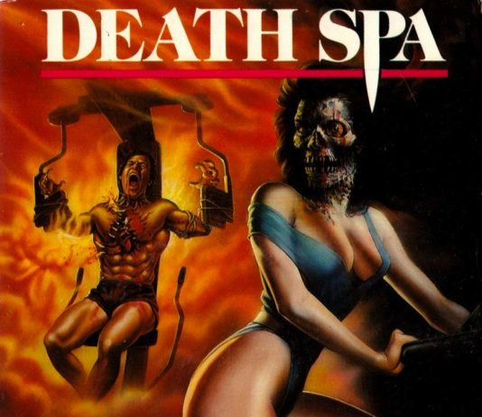 Death Spa horror movie
