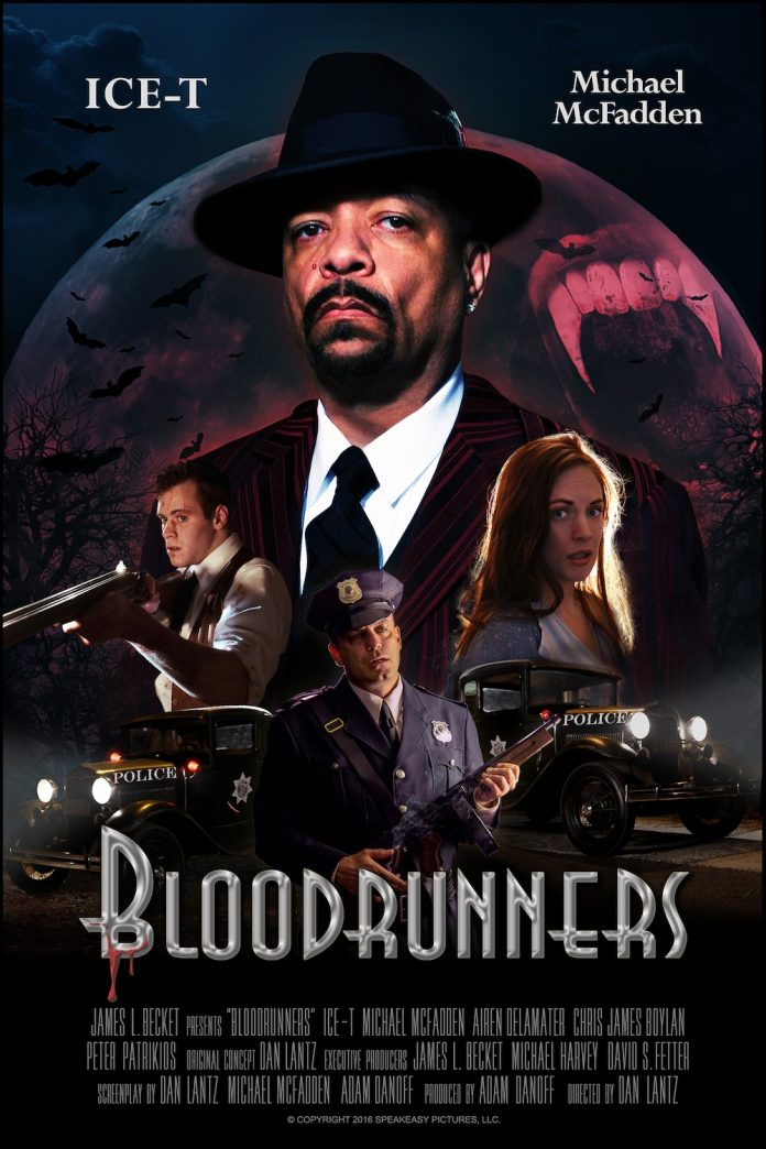 BloodRunners movie poster