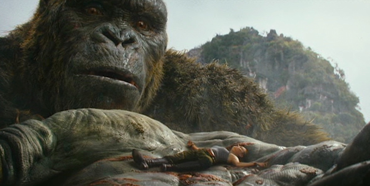 A scene from the movie Kong: Skull Island