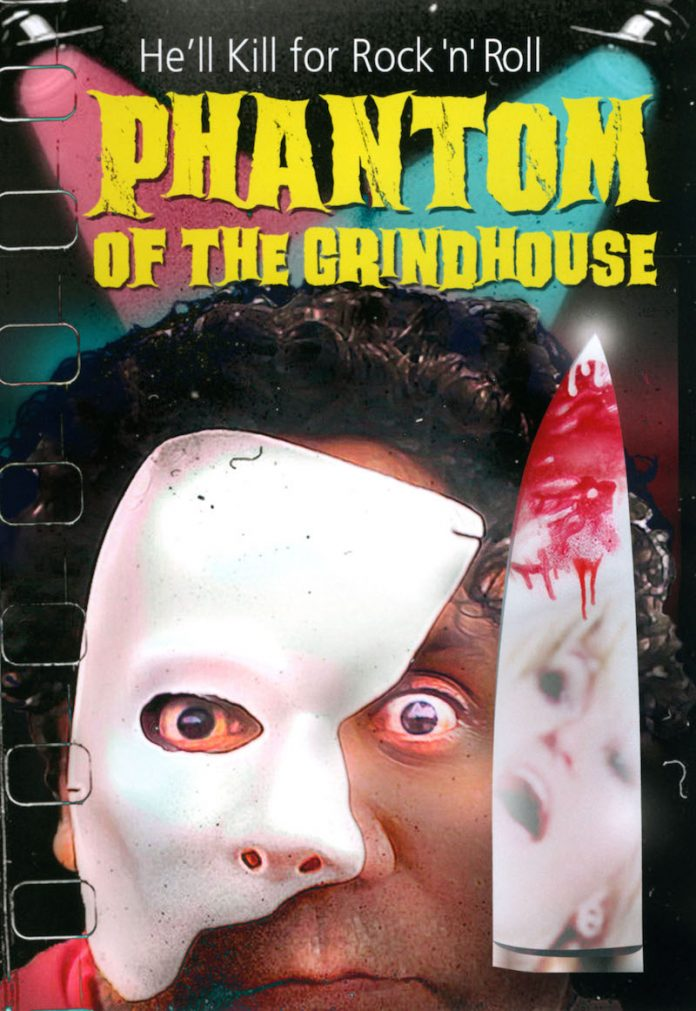 Phantom of the Grindhouse