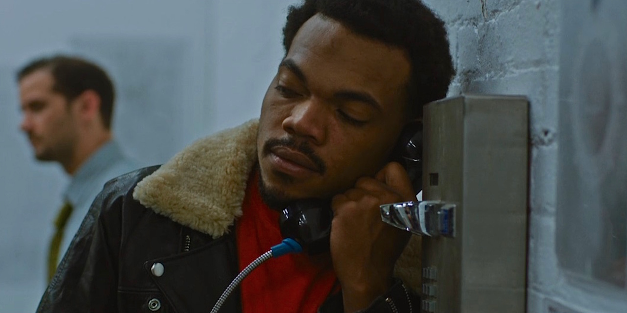 Chance the Rapper in the horror movie Slice