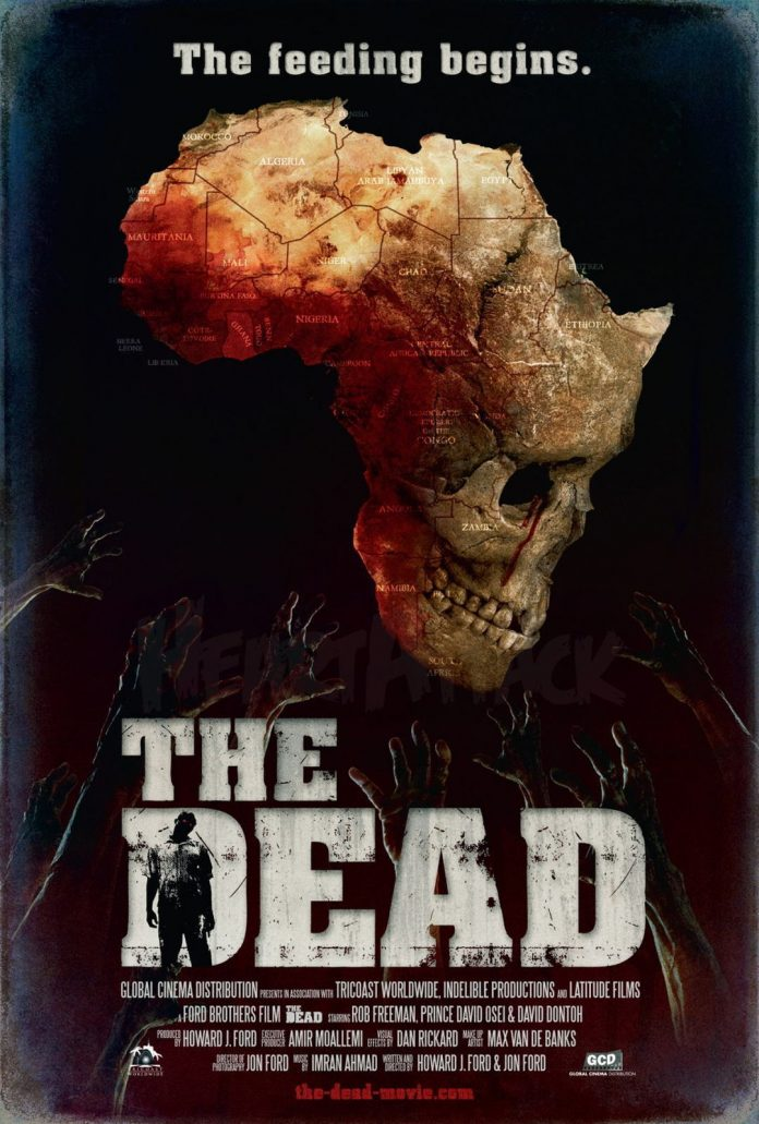 The Dead zombie movie