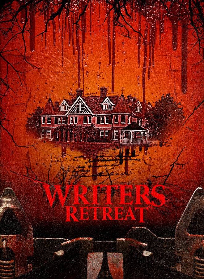 Writers Retreat movie poster