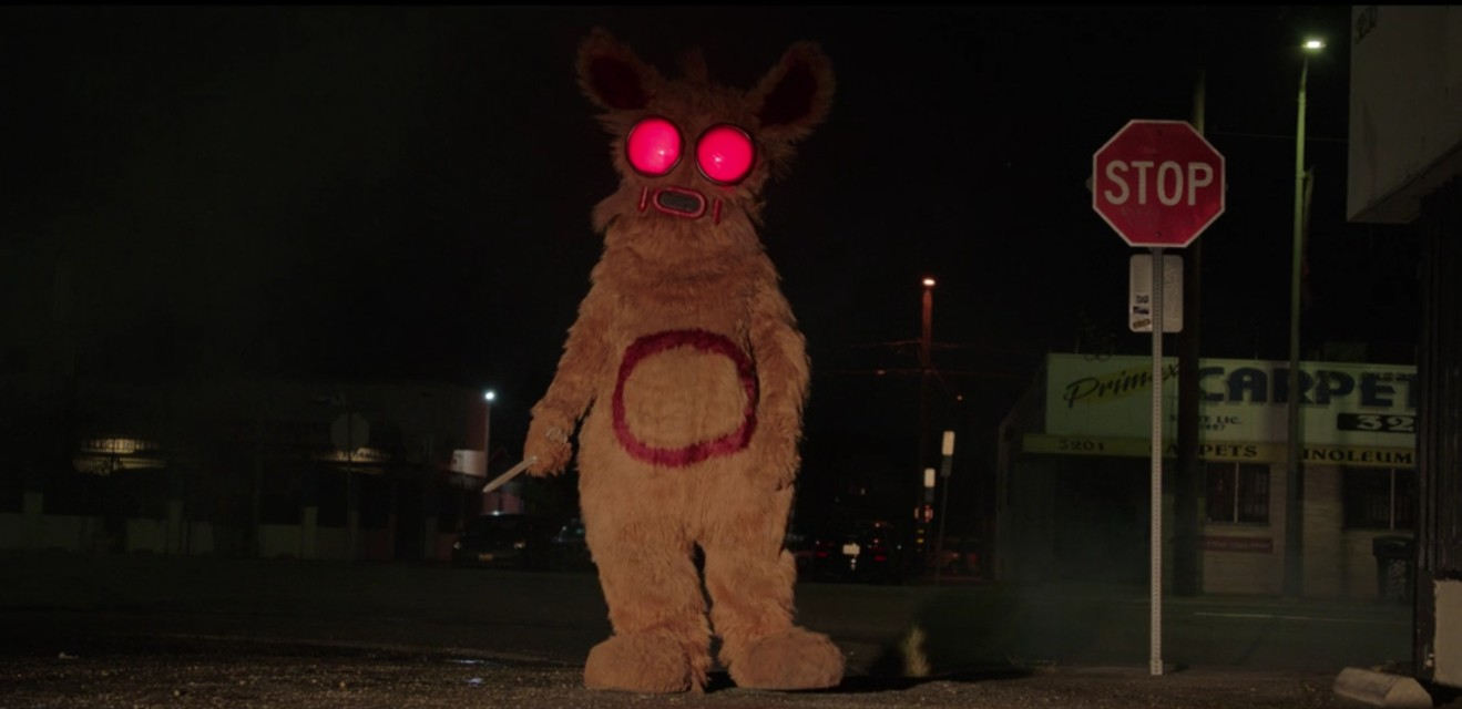 A scene from the movie Pooka Lives