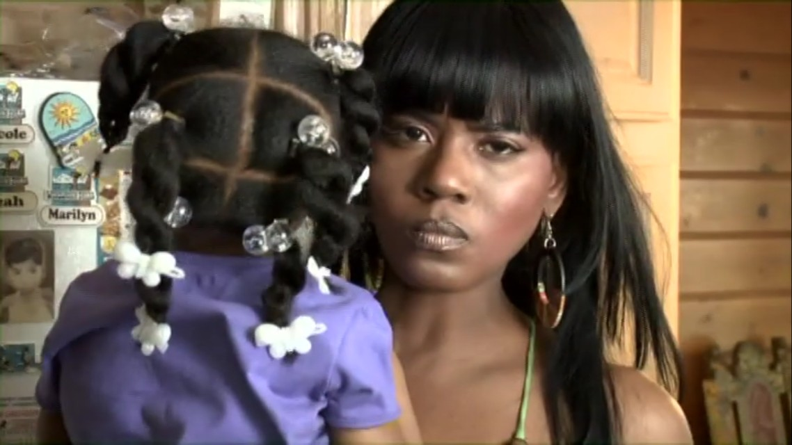 Tangi Miller in The Good Wifey (Guardian of Eden) movie