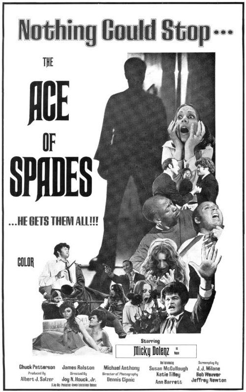 Ace of Spades / Night of the Strangler