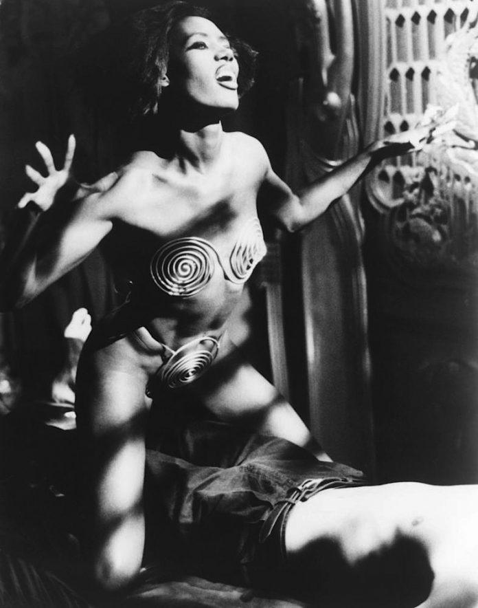 Grace Jones as Katrina in Vamp