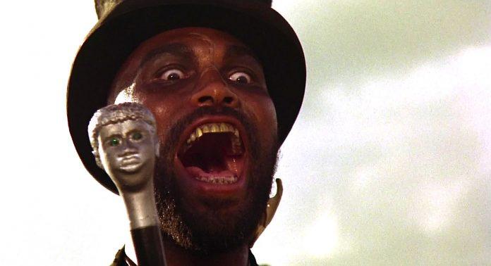 Don Pedro Colley as Baron Samedi in Sugar Hill