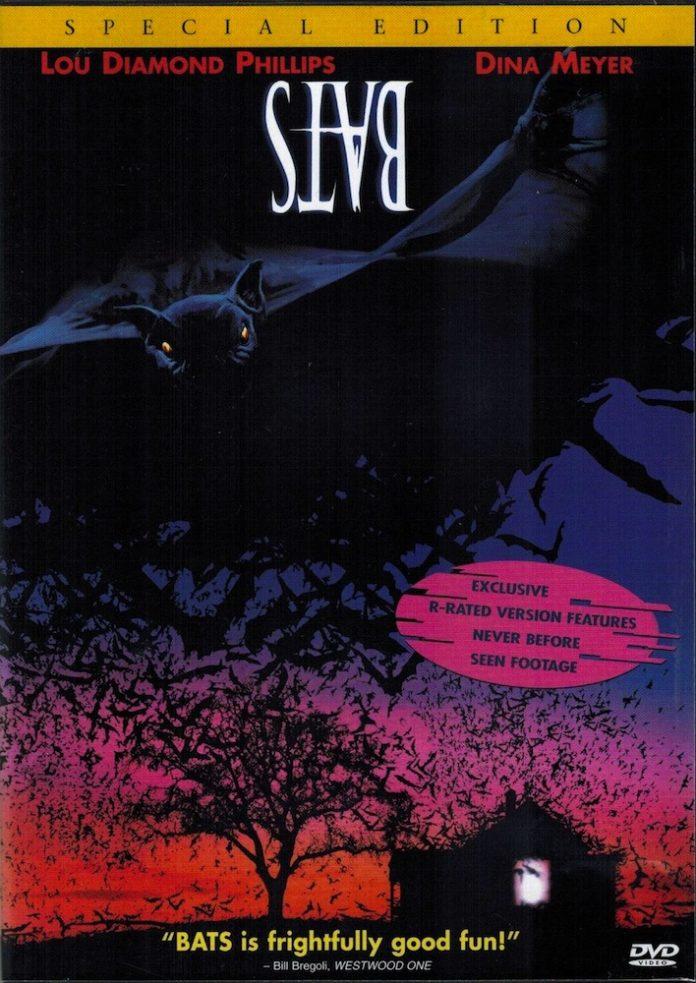 Bats horror movie